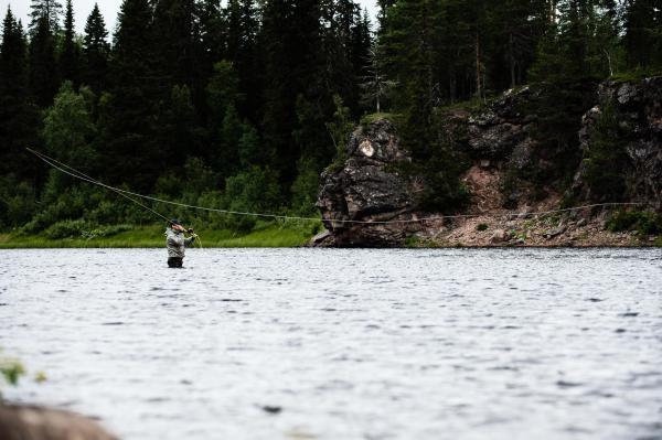 Camp Onka Fishing