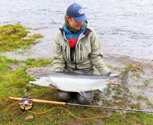 Kengis Bruk Baltic Salmon