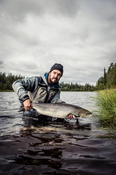 Camp Onka Baltic Salmon