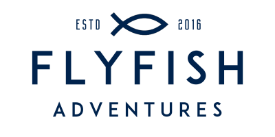 FLy FIsh Adventures Logo