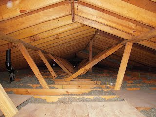 Home Maintenance: Inspecting the Attic