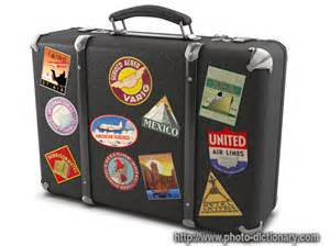 What's in Your Suitcase?