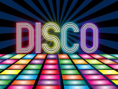 8years + Disco Parties