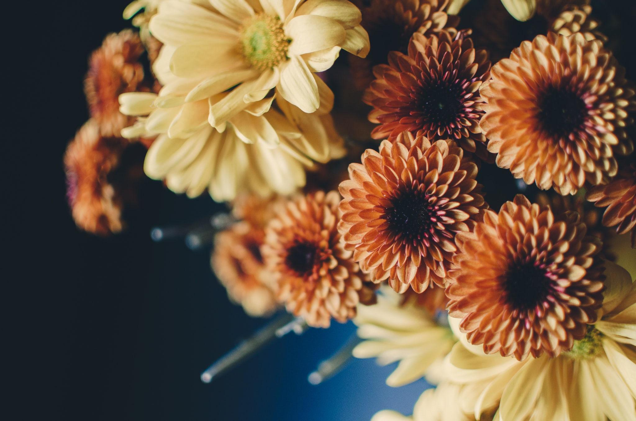Why have an autumn wedding?