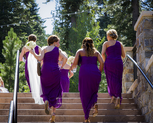 Buying the perfect bridesmaid dresses