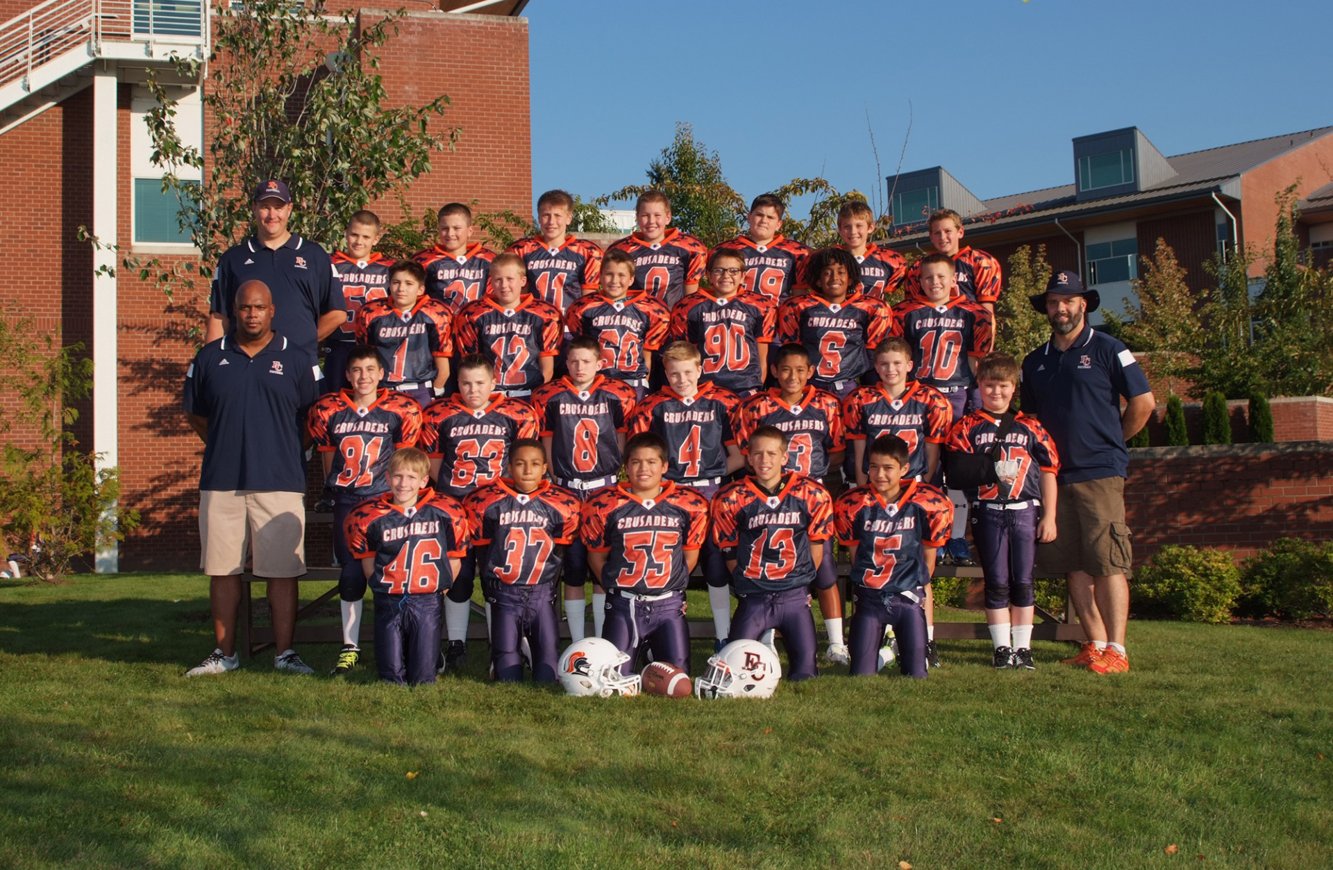 BANTAMS 2014