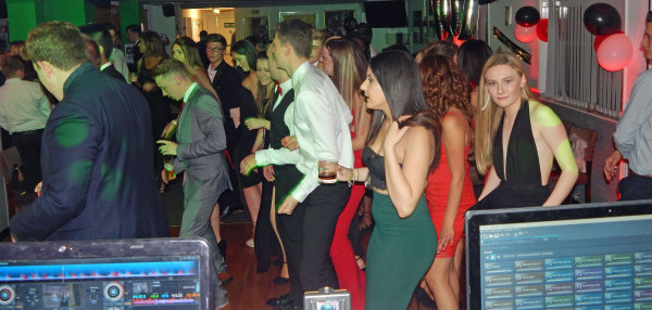 Whyteleafe Football Club - Professional DJ for Birthday Party