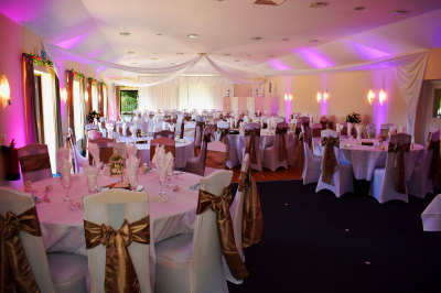 Bletchingley Golf Club - Professional Wedding DJ