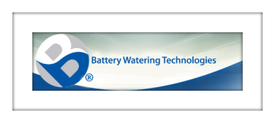 Thank You, Battery Watering Technologies!