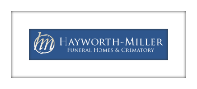 Thank you, Hayworth-Miller Funeral Homes!