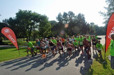 2016 Clemmons Stride for Courage Pictures