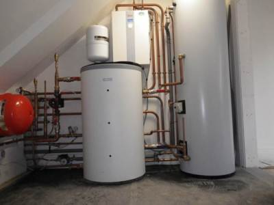 Plant Room Installation