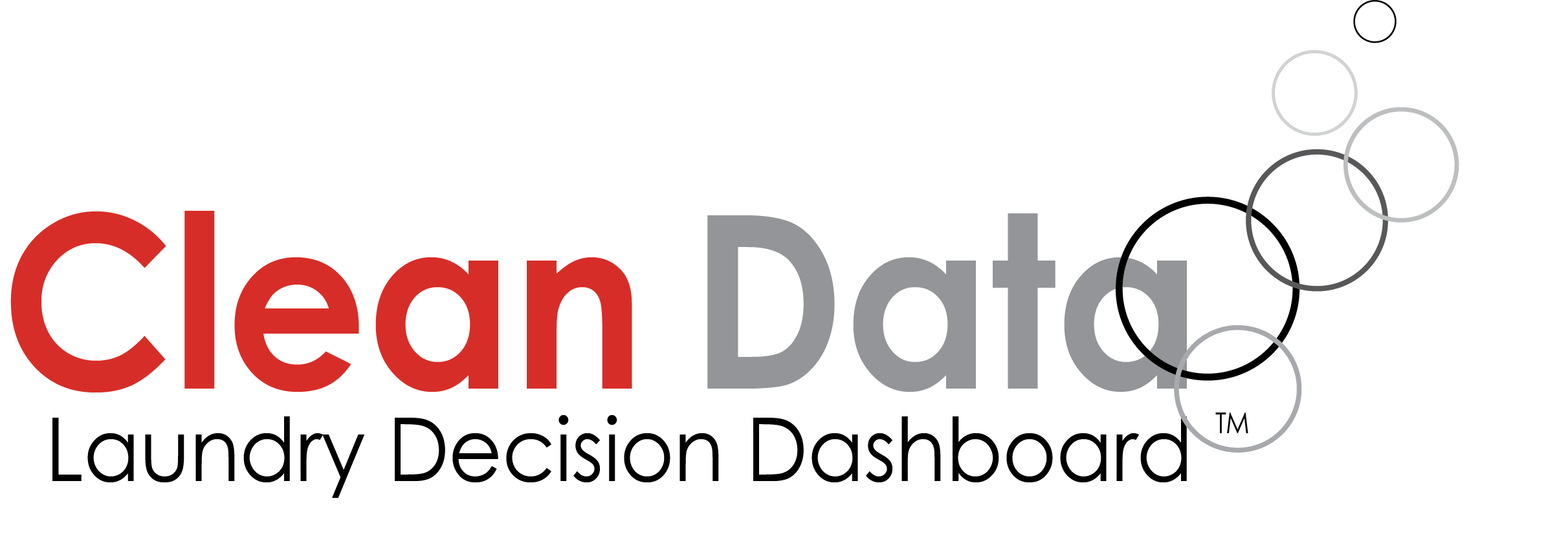 Clean Data Laundry Decision Dashboard
