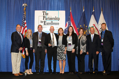 Six Disciplines NWO Receives Silver Award from The Partnership for Excellence