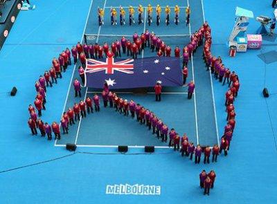 什么?真的可以看澳网公开赛?