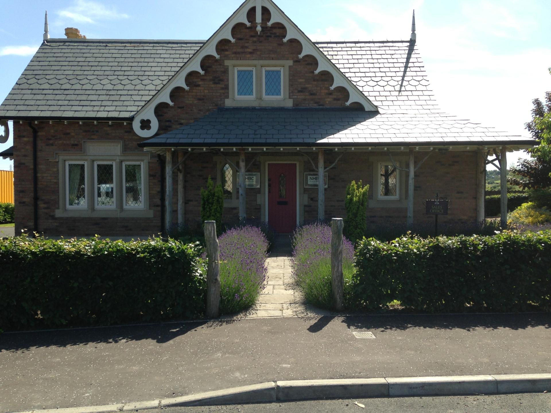 The pavilion Ballantine Garden Village Lisburn