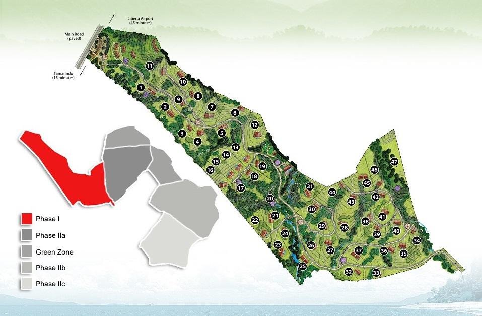 Montana del Mar Master Plan
