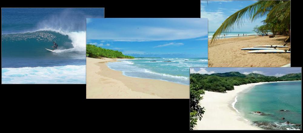 Tamarindo Area Beaches