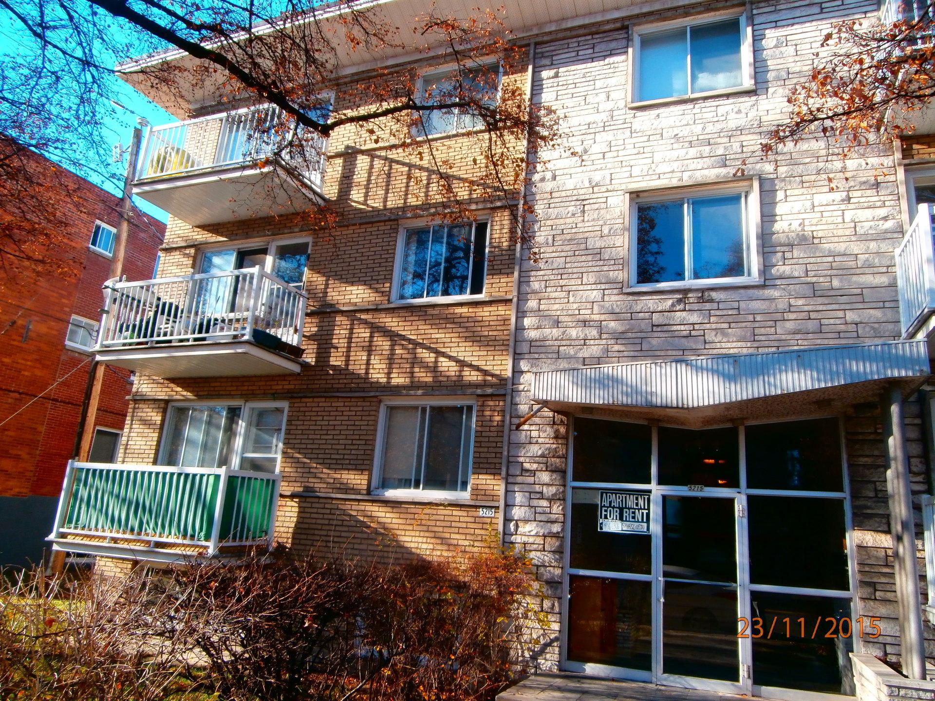 Appartement à louer / Apartments for rent