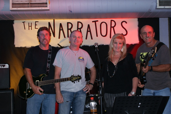 The Narrators