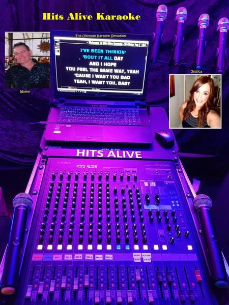 Hits Alive Karaoke