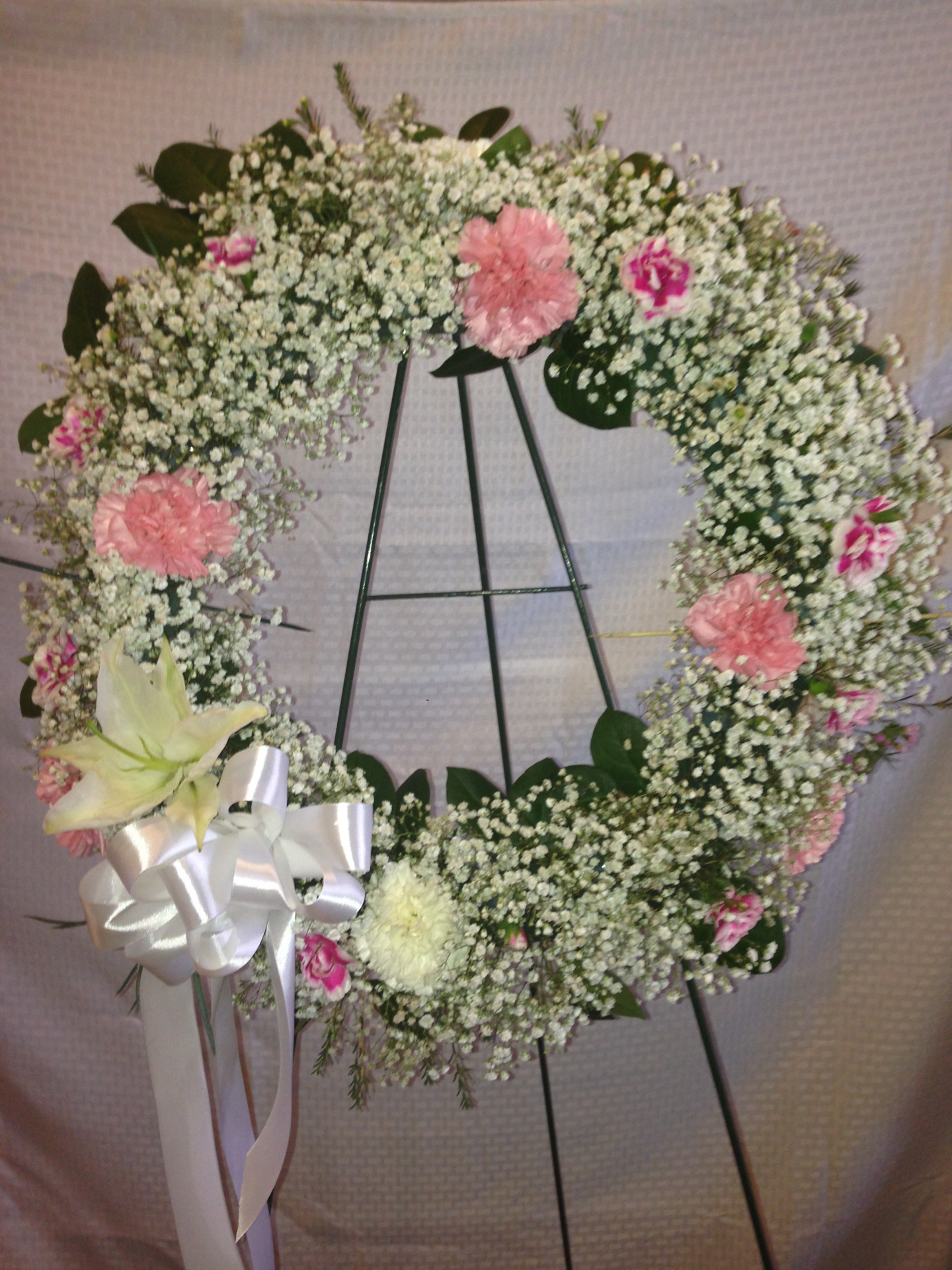 S-6  Sweet Wreath