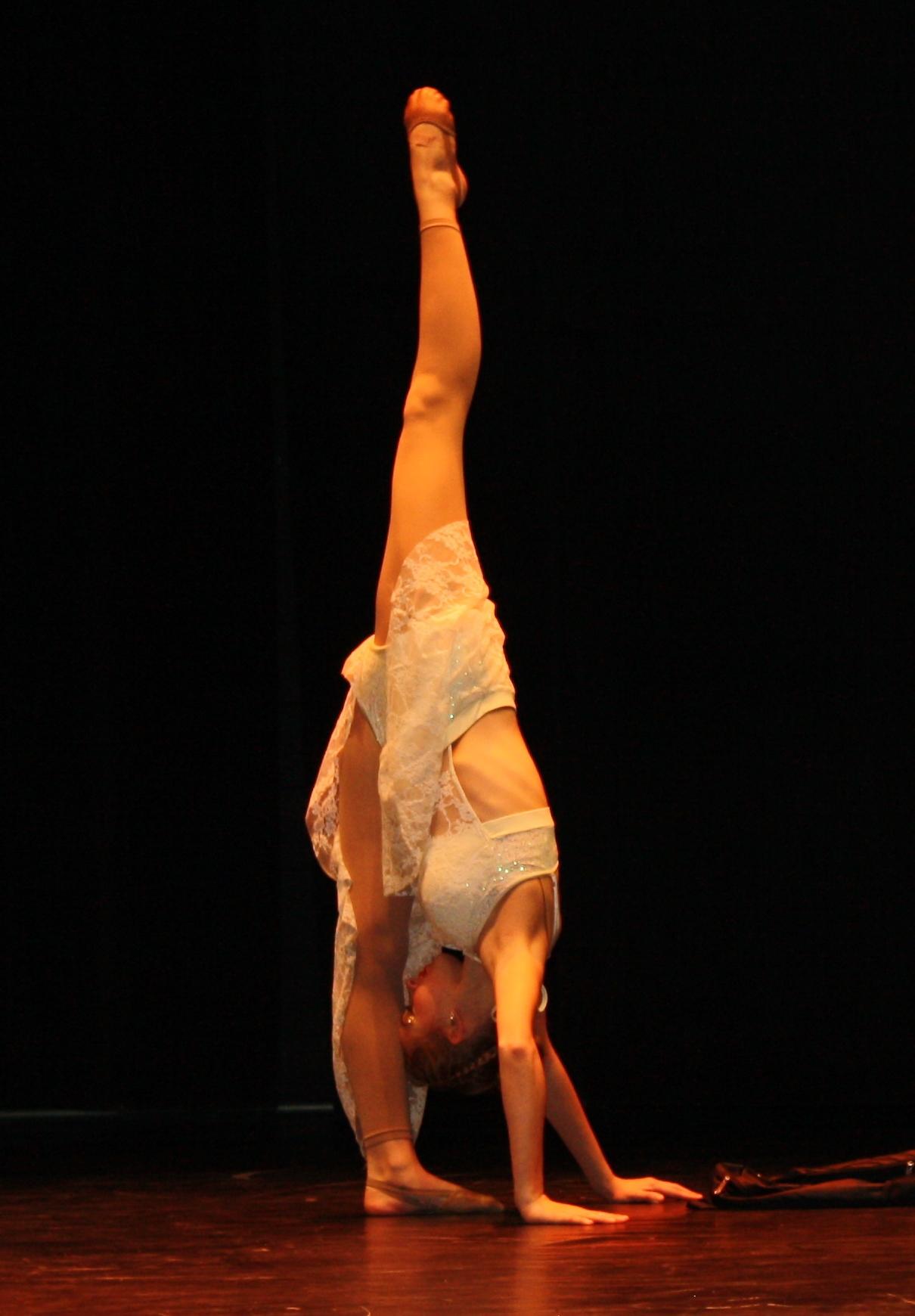Rachael Carlton Studio 1 Elite Dancer