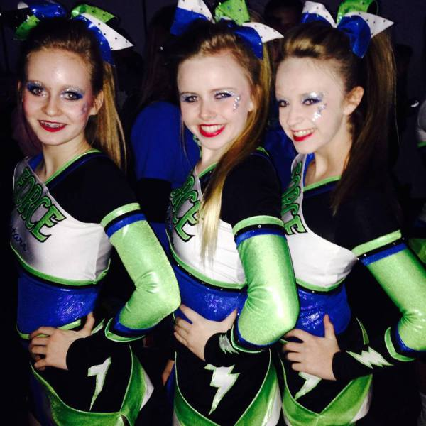 Force All-Star Cheer