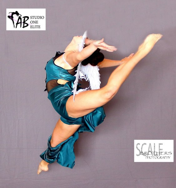 Makayela Banks Studio 1 Elite Dancer