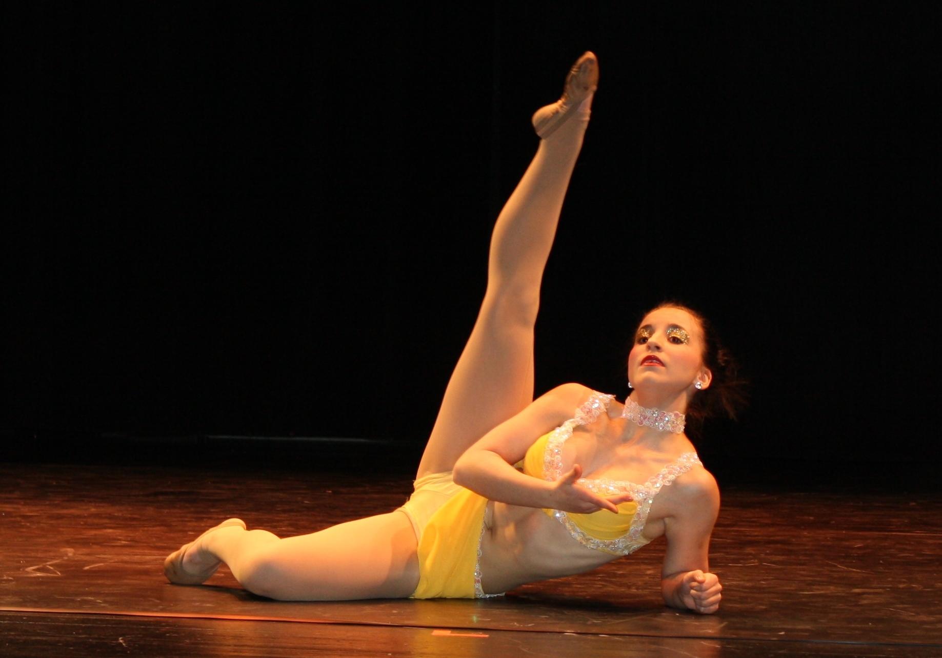 Justice Mullins Studio 1 Elite Dancer