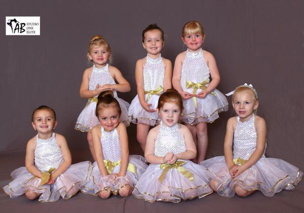 4-6 yr old Combo Class