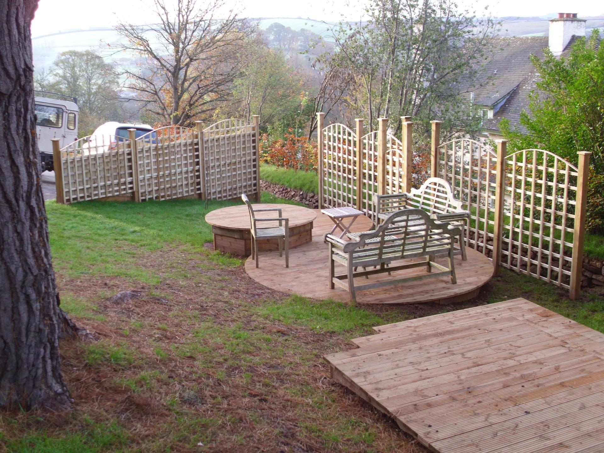 A whole garden concept.