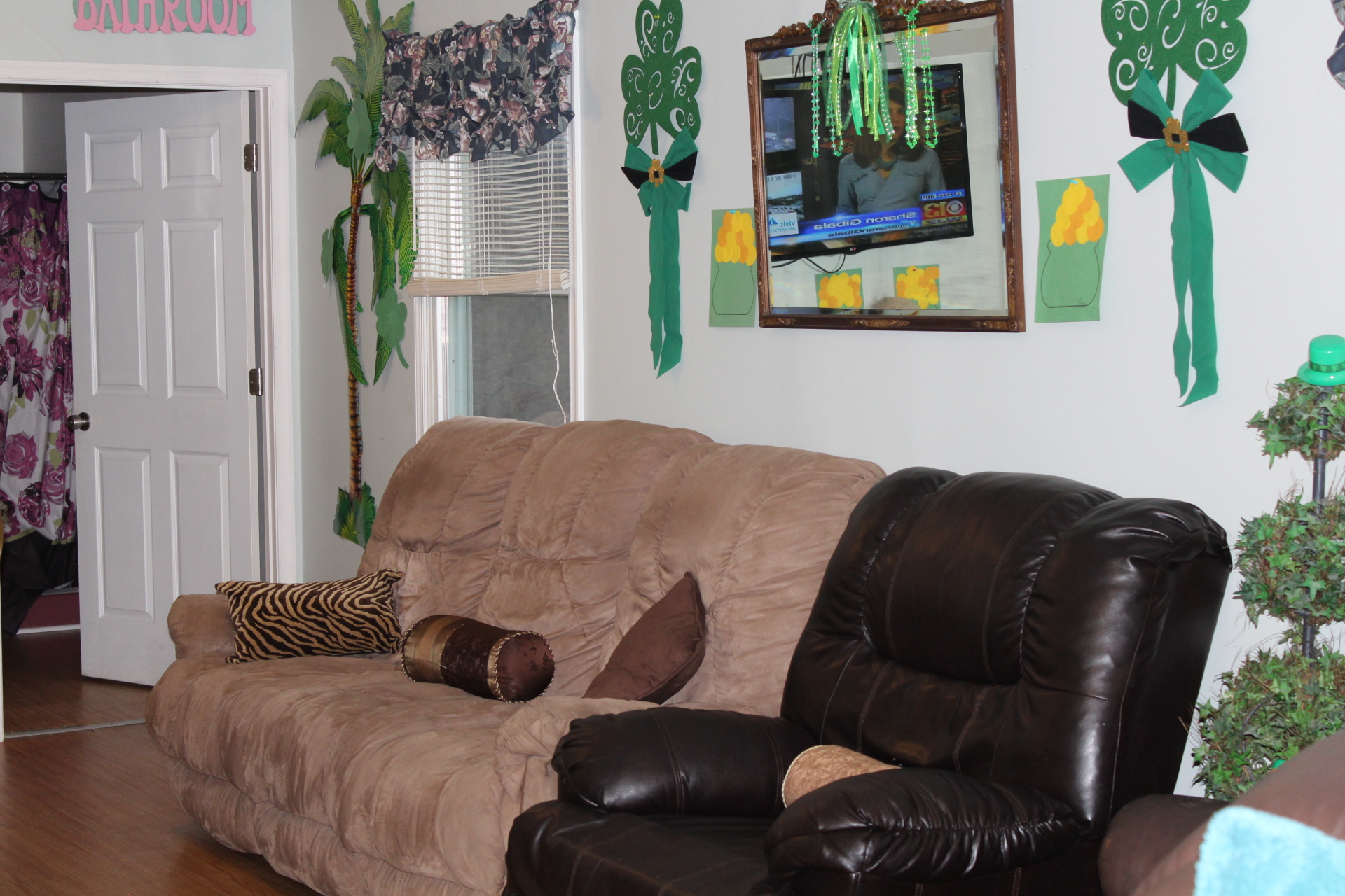 1 of 3 Living Rooms