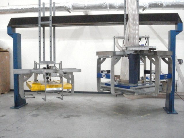 Layer Gripper Vacuum EOAT
