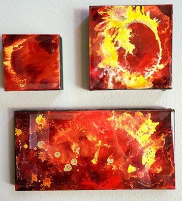 Trio of the Sun