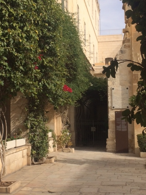 Walking The Streets of the Old City