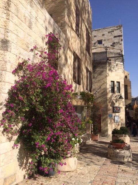 The Square Of The Jewish Quarter