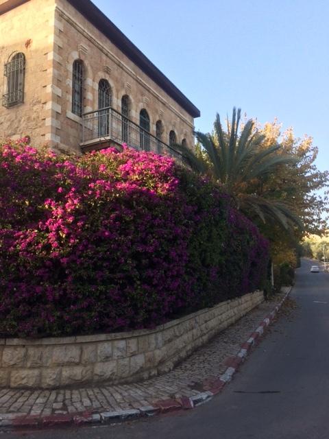 Walking The Streets Of Jerusalem