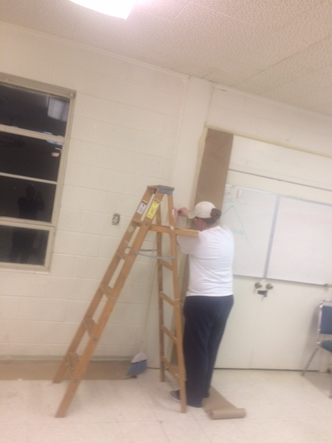 New Year - New Youth Hall