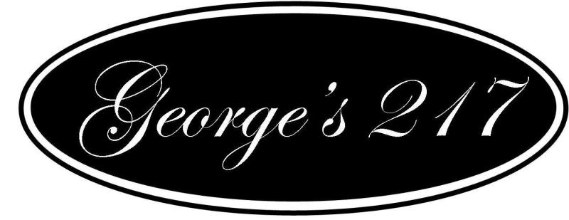 Logo, Georges 217 Special Event Center and Ballroom, Weddings, Private Parties, Corporate Functions, Receptions, Catering
