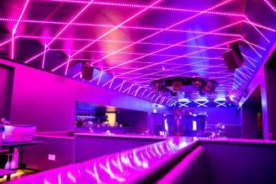 Pixel LED for nigh clubs and bars www.digitaltape.co.uk