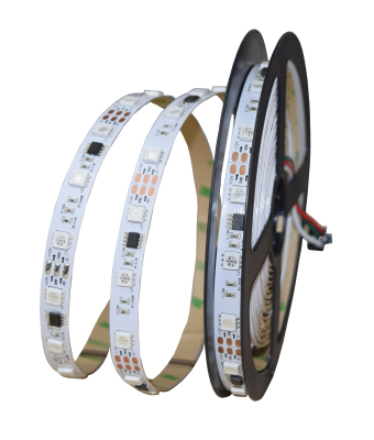 digital 48 led pixel strip 5v-ip20