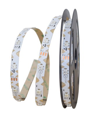 digital 30 led curve pixel strip 5v