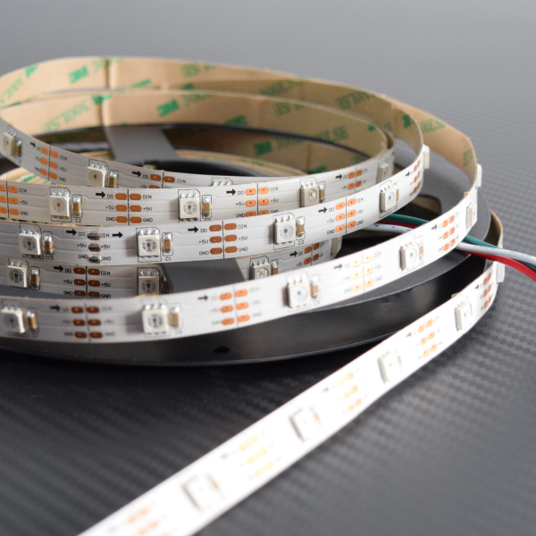 digital 30 led pixel strip 5v