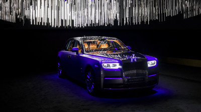 Rolls Royce, Phantom Reveal