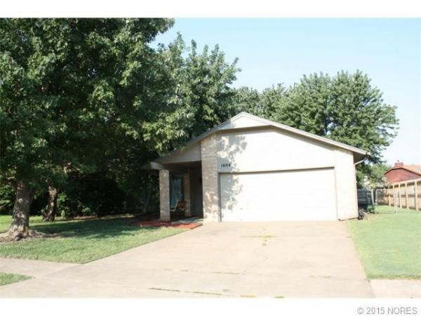 1604 N. 26th Pl. - Broken Arrow, OK