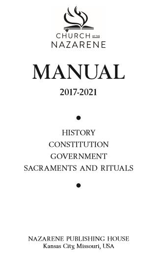 Nazarene Manual