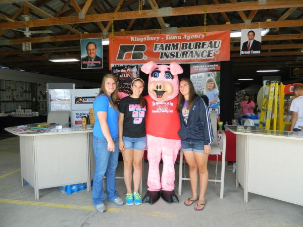 Farm Bureau Kingsbury and Tuma