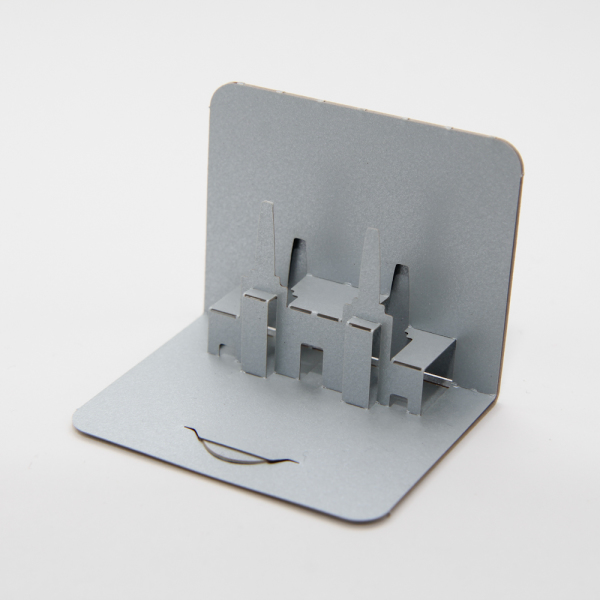 Battersea Power Station - FoldForm - business card