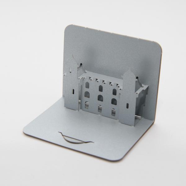 Castle - FoldForm - business card